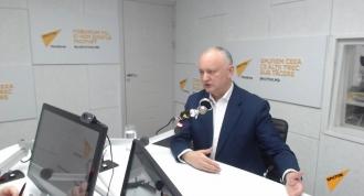 Igor Dodon, despre starea de urgență: Lockdown nu va fi!