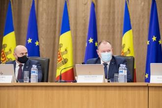 Ciocoi l-a convocat pe Voicu pentru a discuta despre cazul judecătorului ucrainean, răpit pe teritoriul țării noastre