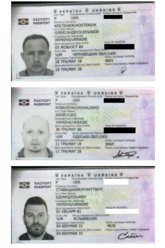 Cine îi cunoaște? Au apărut fotografiile persoanelor, care l-ar fi răpit pe judecătorul ucrainean Nicolae Ceaus
