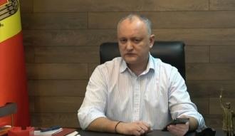 Cei care au furat miliardul, strigă astăzi că Dodon vrea să fure un miliard, spune liderul PSRM