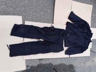 Persoanele care l-au răpit pe Ceaus purtau haine identice