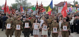 În Republica Moldova, 9 mai a fost, este și va fi Ziua Victoriei, spune Dodon