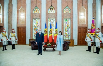 Cele mai populare personalități politice din țară sunt Maia Sandu și Igor Dodon, arată datele unui sondaj
