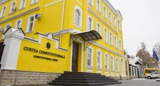 Curtea Constituțională a decis că sunt întrunite circumstanțele pentru dizolvarea Parlamentului