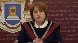 Cum a ajuns Domnica Manole președinte al Curții Constituționale?! A picat toate testele, inclusiv cel de integritate