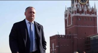 Igor Dodon a plecat la Moscova: Urmează să vin cu multe noutăți bune