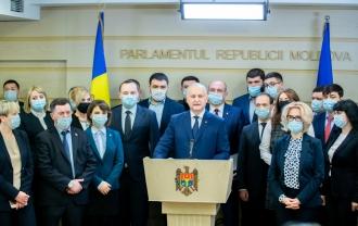 Socialiștii cer să nu fie recunoscută decizia Curții Constituționale din 15 aprilie