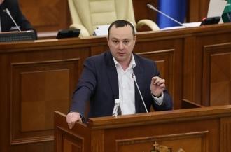 Batrîncea, de la tribuna Legislativului: Curtea Constituțională și-a asumat rolul Guvernului și a Parlamentului