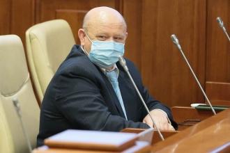Boris Lupașcu a fost numit judecător al Curții Constituționale