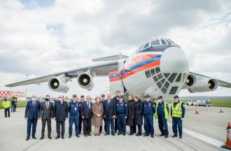 Delegația Moscovei la Chișinău: Vaccinul Sputnik-V a ajuns în Moldova datorită eforturilor lui Igor Dodon