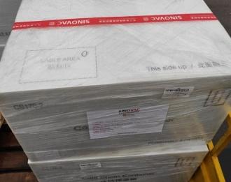 250 de mii de doze de vaccin anticoronavirus din China au ajuns astăzi la Chișinău