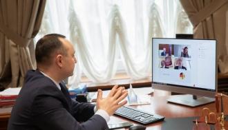 Batrîncea a discutat cu ambasadorii UE situația politică din Republica Moldova