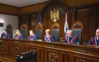 Curtea Constituțională a anulat starea de urgență, instituită de Parlament