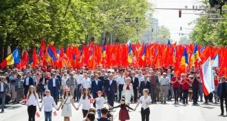 Igor Dodon a transmis un mesaj de felicitare cu prilejul Zilei internaționale a oamenilor muncii
