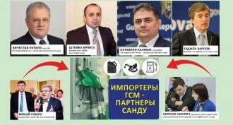 Toți directorii care fac parte din Consiliul de Administrare al ANRE sunt partenerii și foștii colegi de partid ai Maiei Sandu