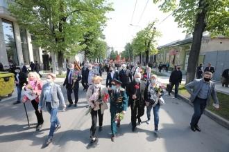 Mesajul Președintelui Parlamentului Republicii Moldova, Zinaida Greceanîi, cu ocazia Zilei Victoriei