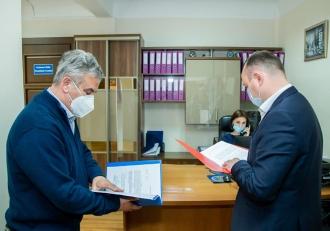 La CEC au fost depuse actele pentru înregistrarea Blocului comuniștilor și socialiștilor
