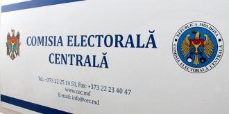 Începe înregistrarea în cursa electorală