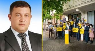 Candidat cu DOSAR PENAL pe lista PAS! Transfug politic, acuzat de escrocherie