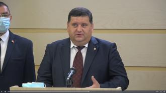Petru Burduja a prezentat un raport al activității deputaților PSRM pe segmentul economic, financiar și bancar