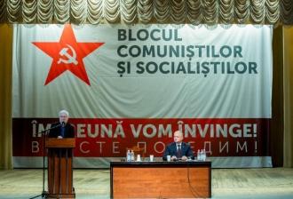 Voronin, despre unirea stângii în preajma alegerilor anticipate: Când țara este într-o situație dificilă, trebuie să ne unim eforturile