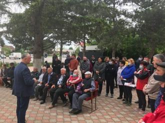 Oamenii din Dubăsari au salutat unificarea forțelor patriotice ale PCRM și PSRM