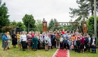 """Igor Dodon a participat la slujba de sfințire a celor 6 clopote din Biserica """"Sfântul Arhanghel Mihail"""" din Dubăsarii Vechi"""