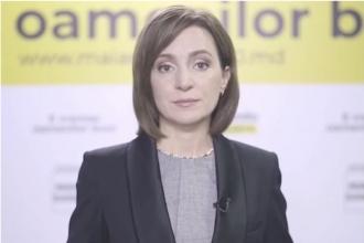 Politolog: Președintele Maia Sandu se implică indirect în  campania electorală