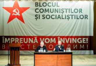 Moldovenii spun că Dodon este cel mai activ politician din țară, iar Blocul Comuniștilor și Socialiștilor – cea mai activă formațiune