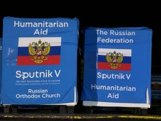 64 de mii de doze de vaccin rusesc Sputnik V au ajuns la Chișinău