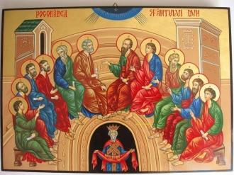 Igor Dodon i-a felicitat pe creștinii ortodocși cu ocazia sărbătorii Sfintei Treimi