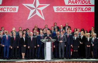 Dodon, la 24 ani de la înființarea PSRM: Este partidul care implementează valorile echității sociale, păcii interetnice, valorile tradiționale