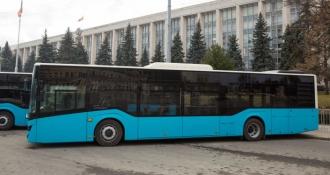 Contract de achiziție a 100 de autobuze