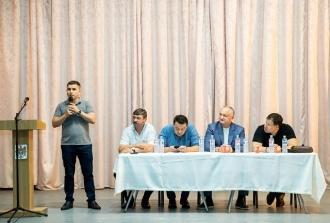 Igor Dodon a purtat o discuție sinceră cu locuitorii din Basarabeasca