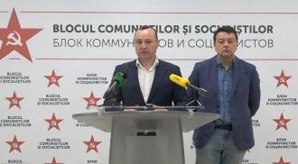 Batrîncea: Blocul Comuniștilor și Socialiștilor invită PAS la dezbateri publice