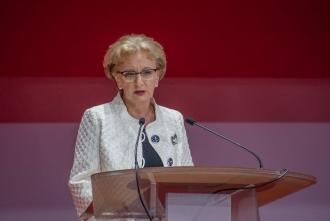 Președintele fracțiunii Blocului Comuniștilor și Socialiștilor a fost numită Zinaida Greceanîi