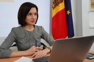 Un analist economic o acuză pe Maia Sandu de fals și manipulare