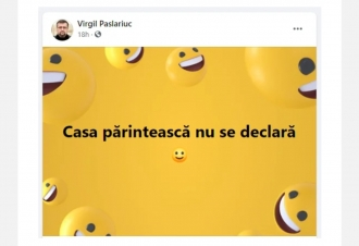 Un deputat PAS a luat-o în râs pe Natalia Gavrilița: Casa părintească nu se declară