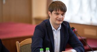 Andrei Spînu a prezentat organigrama noului minister: 100 de angajați, 5 secretari de stat și un colegiu