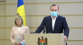 Deputații Blocului Comuniștilor și Socialiștilor critică lipsa de poziție a președintelui și Guvernului în problema construcției de noi hidrocentrale pe Nistru în Ucraina