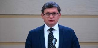 Grosu a confirmat că şefa cabinetului său este ruda Maiei Sandu