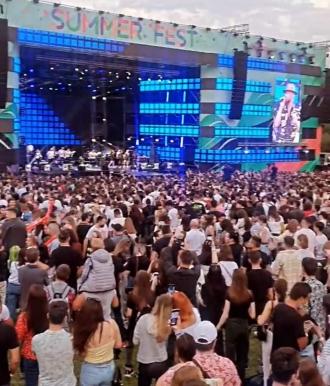 Primaria Chisinau vine cu precizari în legatura cu organizarea evenimentului Summer Fest în Gradin Botanica