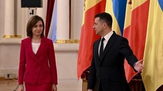 Sandu și Zelenski au bătut palma în secret asupra noilor construcții de la Novodnestrovsc care ar putea lăsa Moldova fără apă, afirmă liderul PSRM