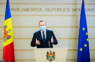 Vice-președintele Parlamentului: