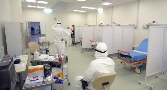 Încă un spital pentru tratarea COVID-19