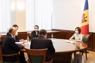 Moldova se distanțează de China