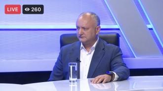 Igor Dodon: Niciodată în istoria sa, Republica Moldova nu a procurat gazul la prețul de piață