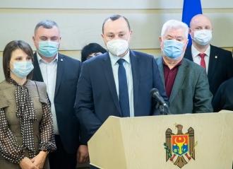 Batrîncea: Această istorie deja nu este despre Stoianoglo. Această istorie este despre instaurarea dictaturii în R.Moldova