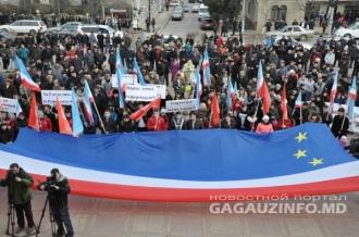 Miting în susținerea lui Alexandr Stoianoglo, va fi organizat, azi, la Comrat