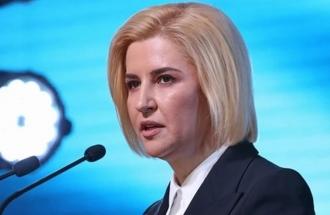 Irina Vlah a calificat reținerea lui Stoiangolo drept o comandă politică